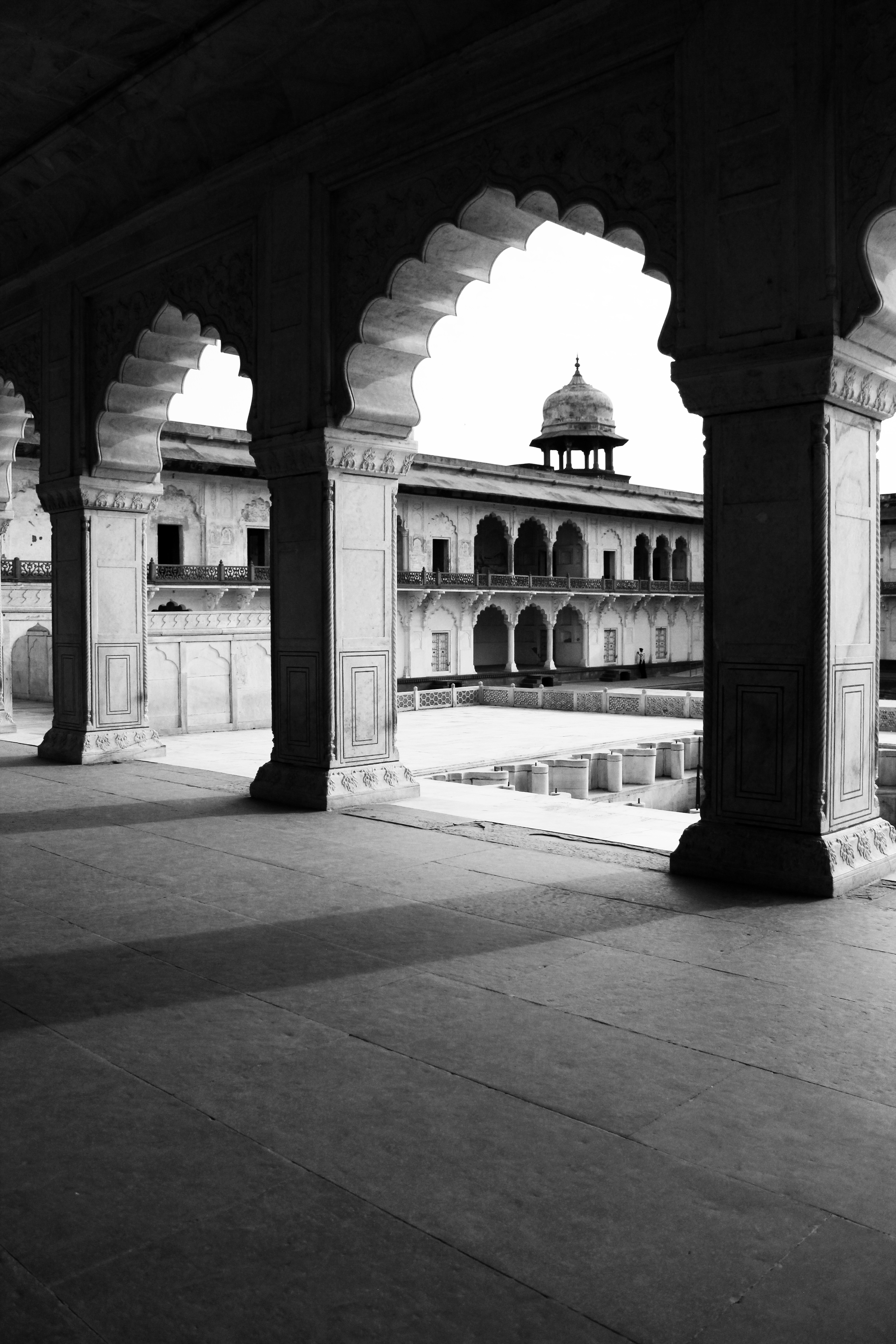 The Fort at Agra - Photo Essay by Amit Khanna (13).jpg