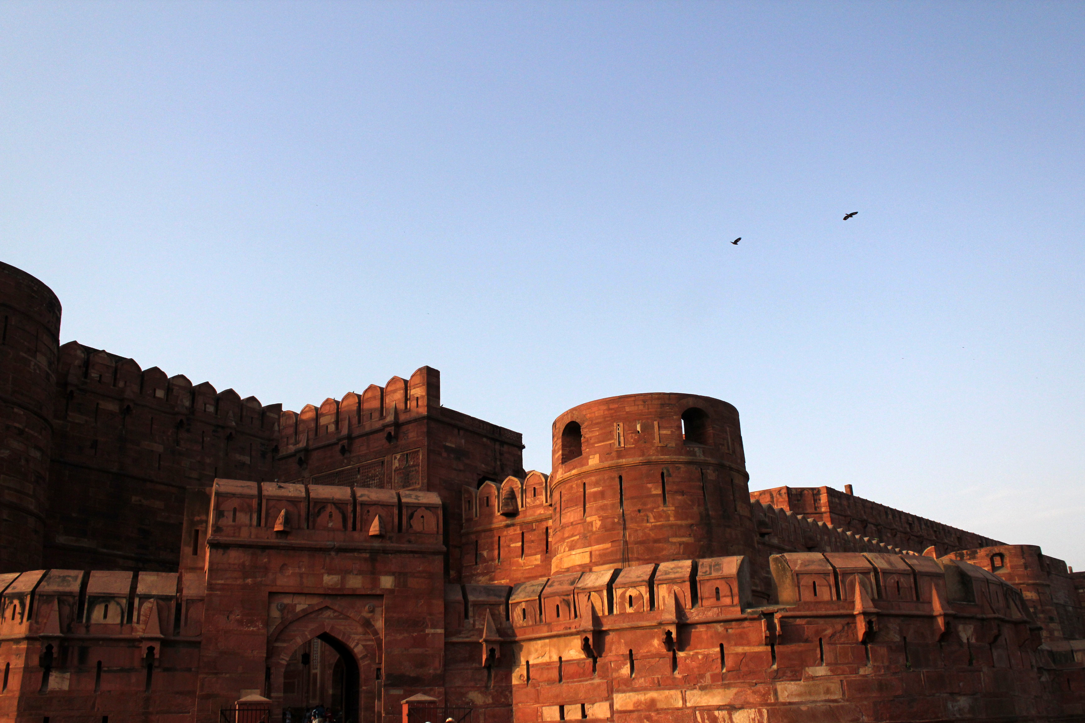 The Fort at Agra - Photo Essay by Amit Khanna (1).jpg