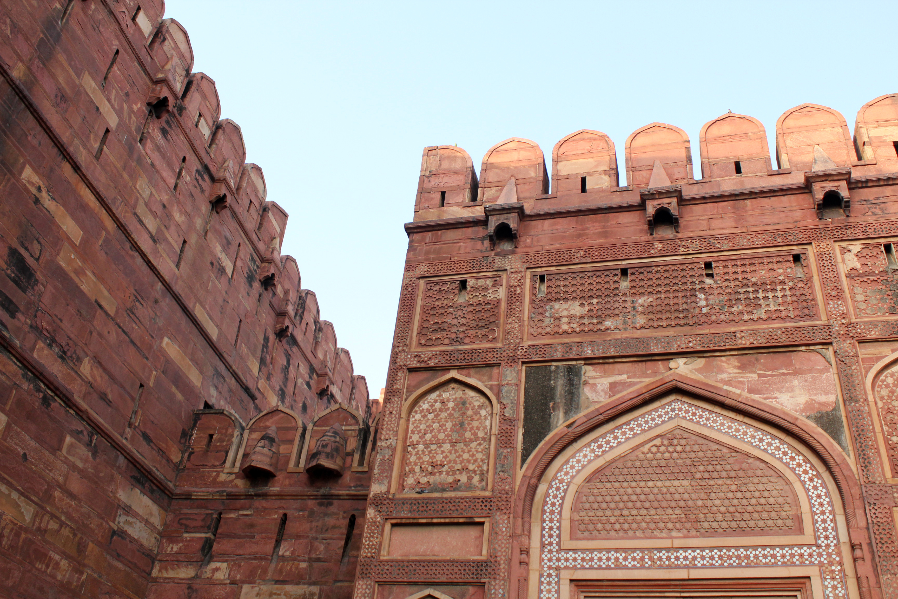 The Fort at Agra - Photo Essay by Amit Khanna (12).jpg