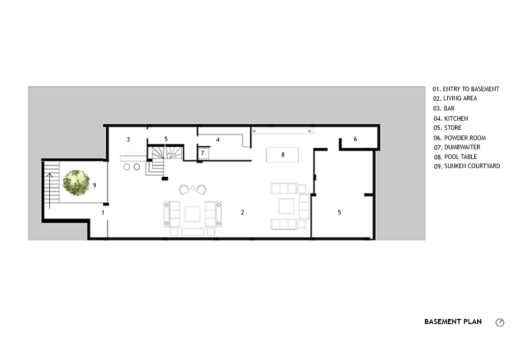 Basement_plan_of_the_modern_indian_house_in_New_Delhi_©_AKDA.jpg