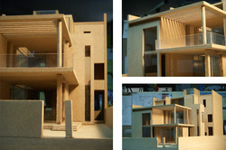 Study_model_showcasing_the_exterior_elements_of_the_modern_indian_house_©AKDA.jp