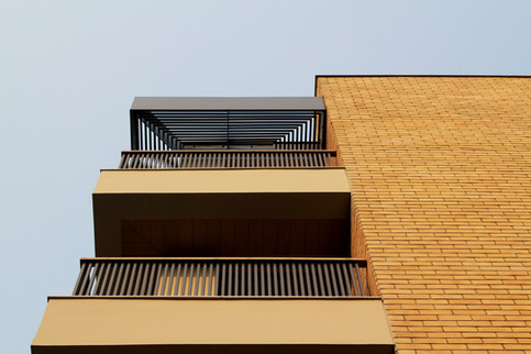 contemporary architecture in Panchsheel park.3