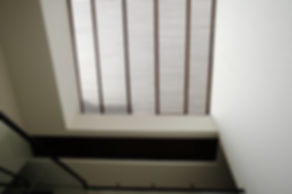 Looking_up_at_Wooden_Slatted_Louvres_bel
