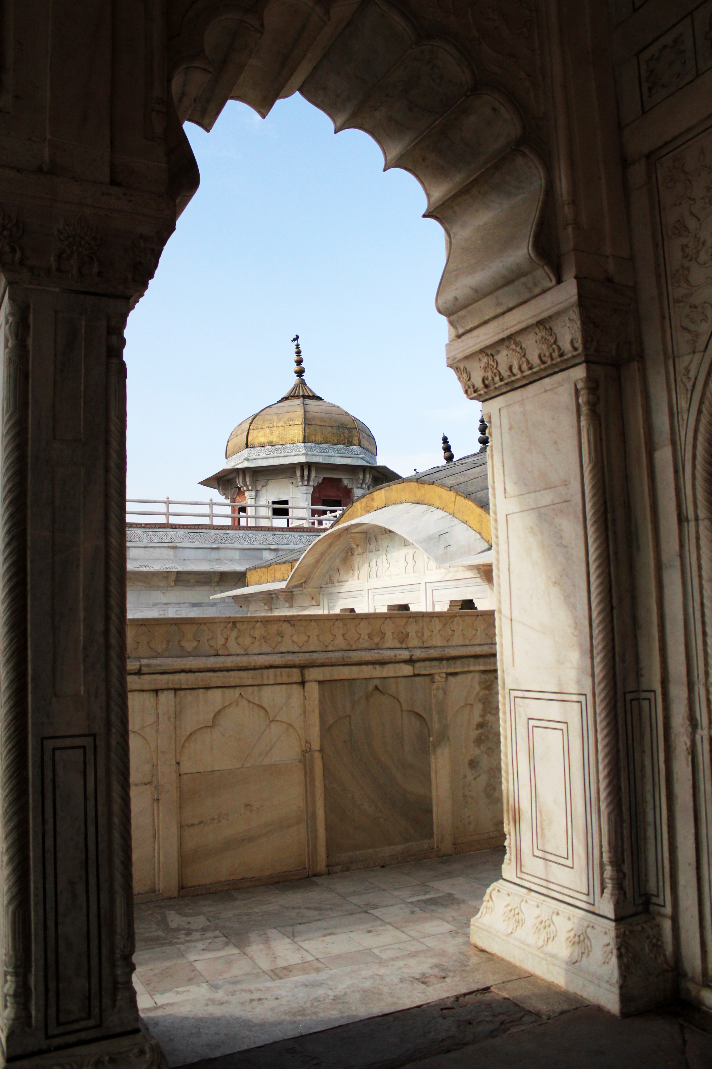 The Fort at Agra - Photo Essay by Amit Khanna (10).jpg