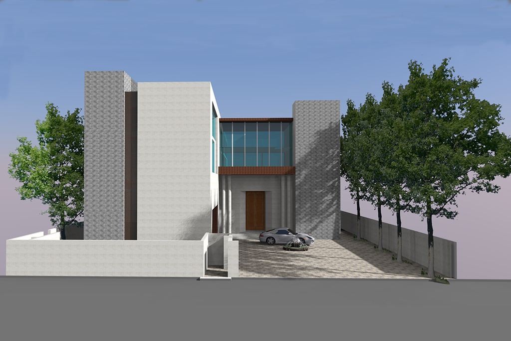 Front_view_of_the_barrister_house,_New_Delhi_©_AKDA.jpg