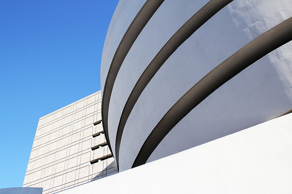 Guggenheim, NYC - Photo Essay by Amit Kh