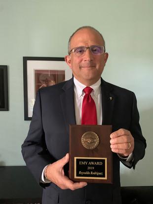 Barrios Technology Selects 2019 EMY Award Winner