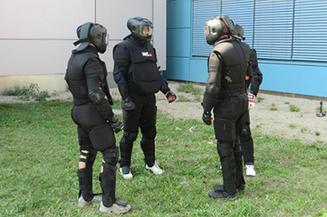Summer School of Combatives 2013
