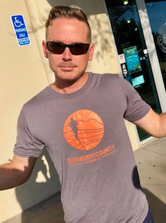 Run North County 50/50 T-Shirt