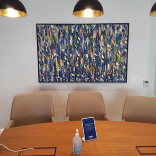 BLUE JOURNEY - GRAND IMAGE LTD COMMISSION 2020