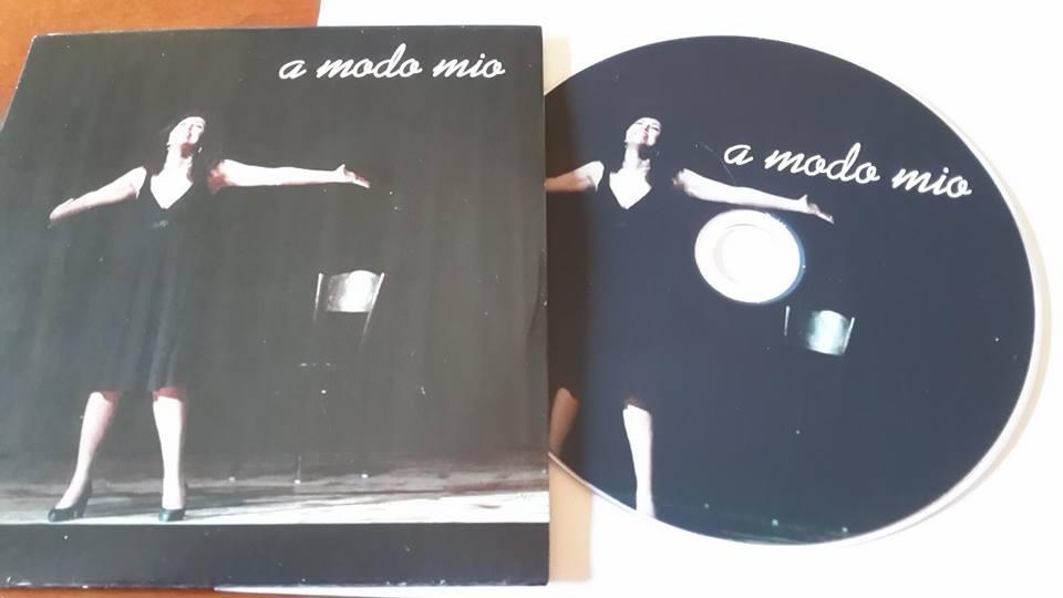 """cd """"A Modo Mio"""""""