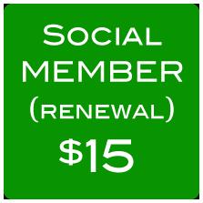 Social Member Renewal $15