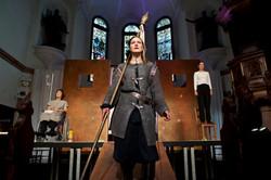 Johanna/ EINE REISE ZU JEANNE D`ARC