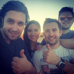 Francesca Sola, Joe Dick, Thomas & Oliver