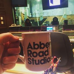 Recording Coffee Break