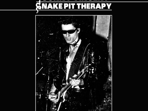 REVIEW - Sonny Vincent - 'Snake Pit Therapy' (Album - Svart Records)