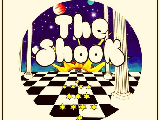REVIEW - The Shook - 'Hermetic Revelry' (EP)
