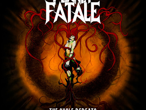 REVIEW - Planet Fatale - 'The Cycle Repeats' (Album)