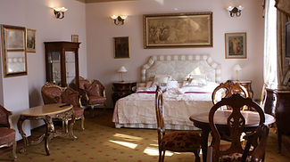 The Prestige Room are the high Luxury Rooms - Hotel Boleslawiec Ambasada