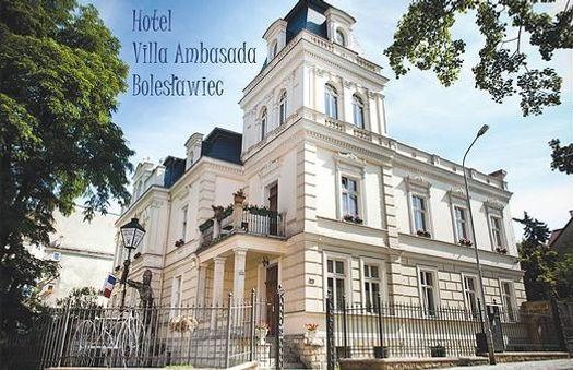 Hotel Ambasada in Boleslawiec - Book Boleslawiec Hotel