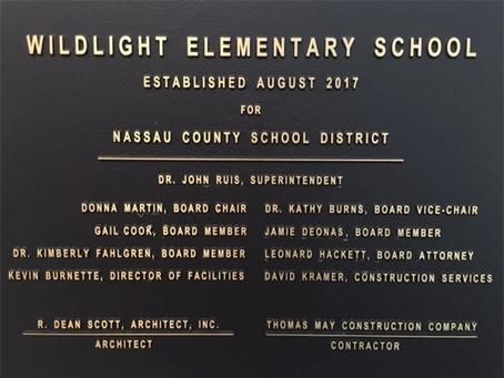 Wildlight Elementary School Ribbon Cutting