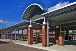 HMHS - Bus Loading Area -3