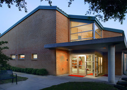 Seabreeze Media Center Exterior