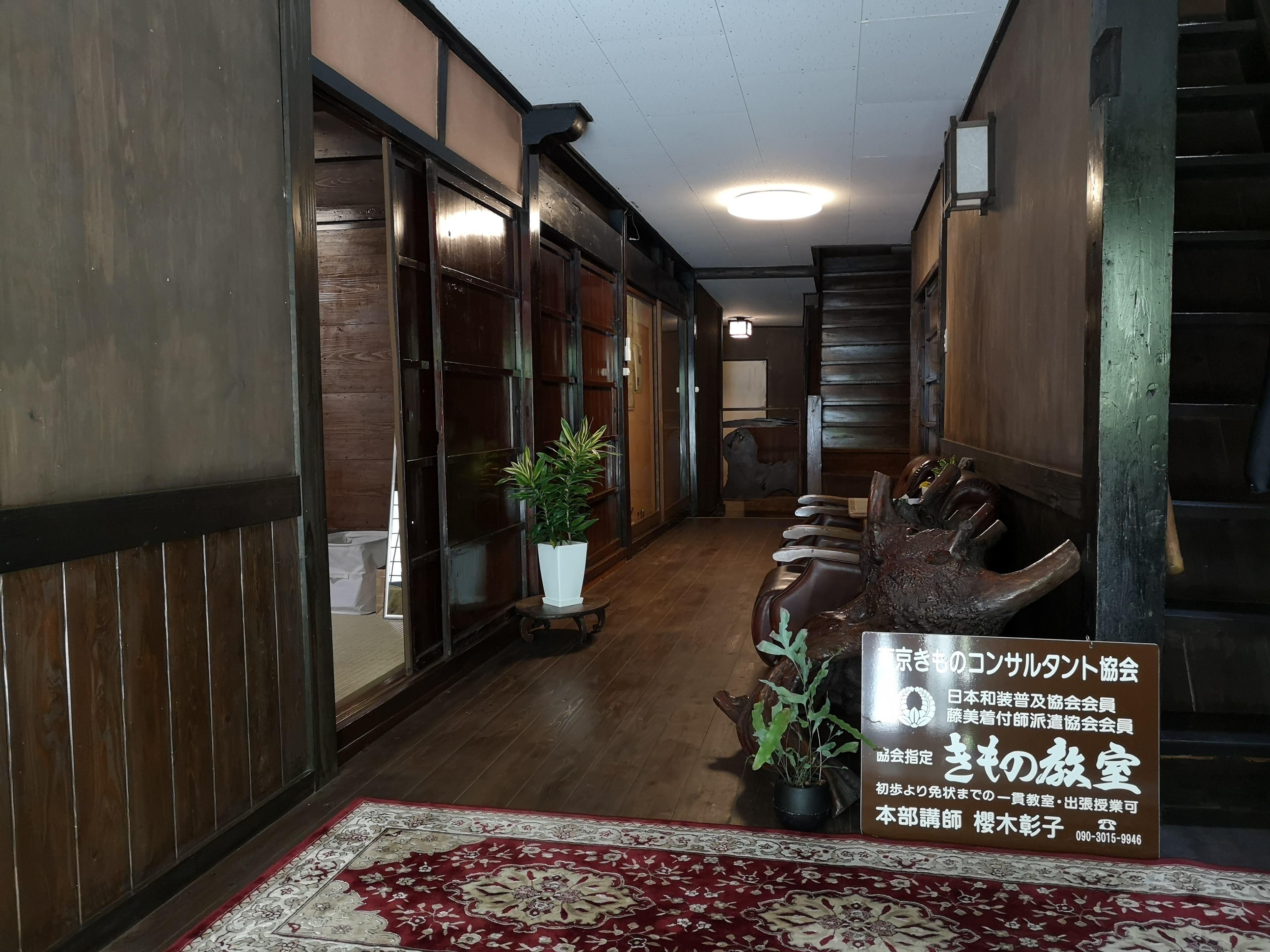 元旅館という贅沢空間