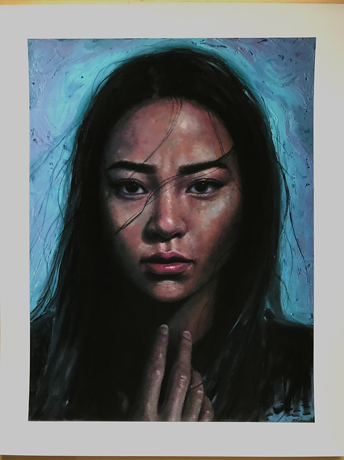 """""""Worse"""" 11x14in. Signed Proofs"""