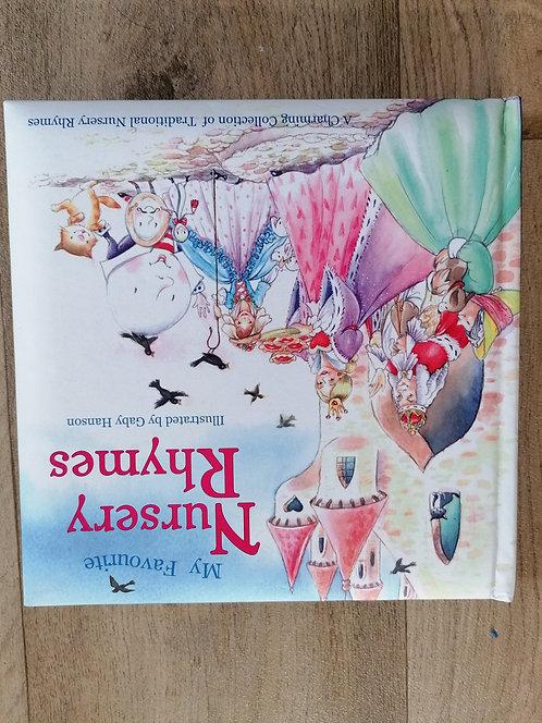 Book of nursery rhymes