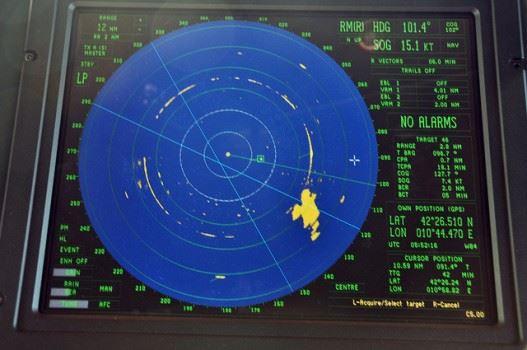 Radar ARPA