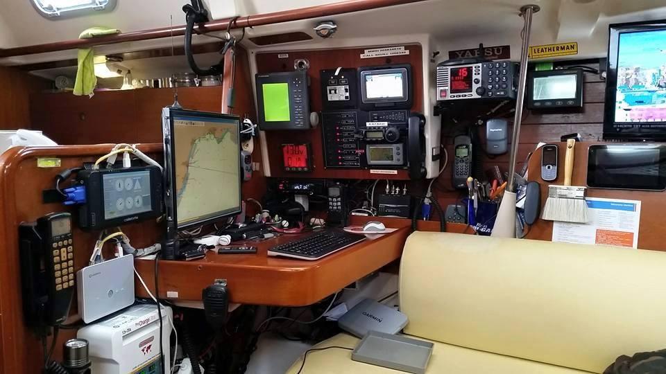 Equipos navegación