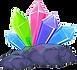 39335806-ilustración-de-un-multi-cristal
