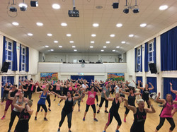 Zumba Timetable Weymouth Dorchester