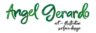 @ Angel Gerardo logo