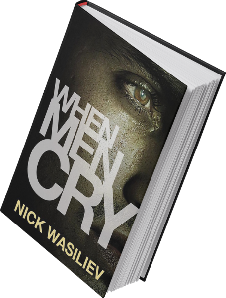 When Men Cry - First Edition