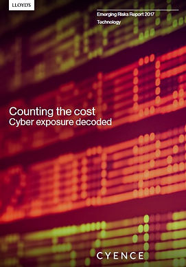 Counting the cost Cyber exposure decoded