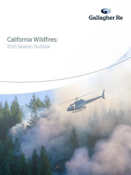 California Wildfires: 2021 Season Outlook