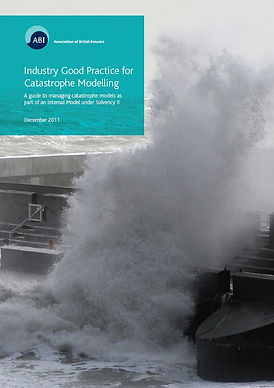 Industry Good Practice for Catastrophe Modelling
