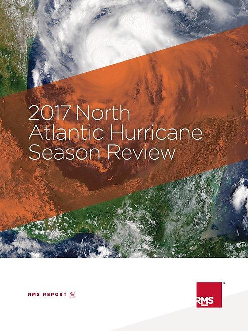 2017 North Atlantic Hurricane Season Review