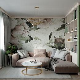 Комната для мамы и сына 19 м²