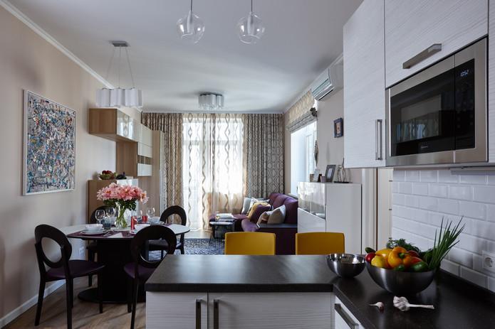 1 Кухня - гостиная. 1.jpg