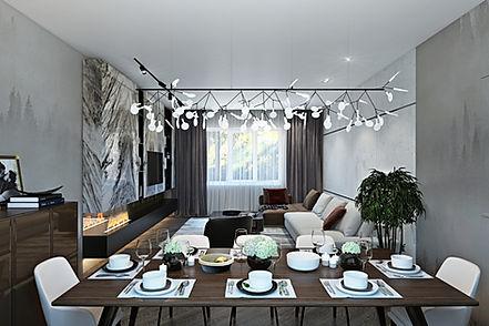 Дом для большой семьи 200 м²