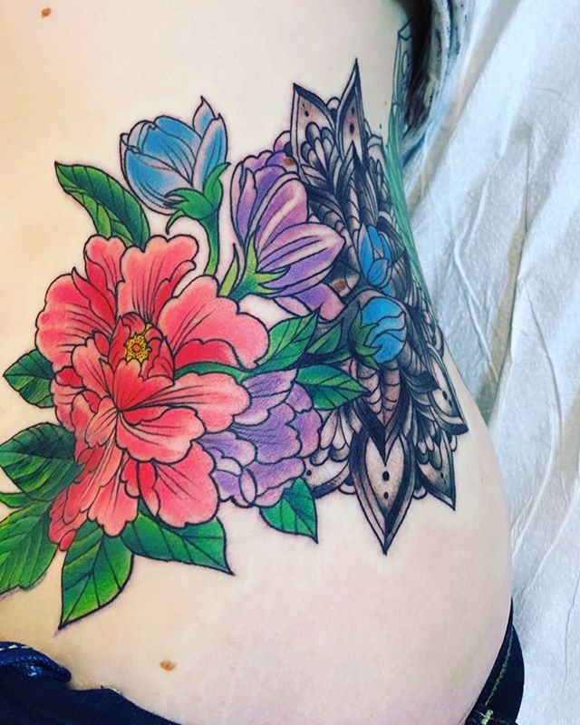 Did this cover up last week thanks again
