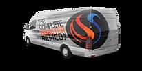 Surge Restoration Company Van