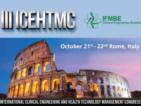 II ICEHTMC: Congresso Internacional em Engenharia Clínica