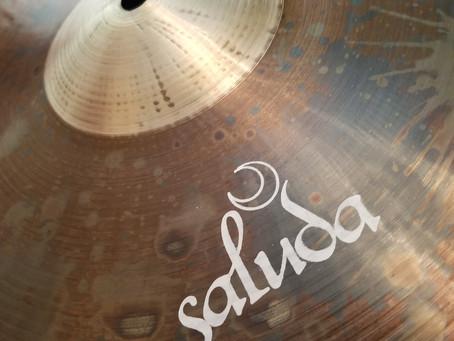 Saluda Cymbals endorses Sean Rogers