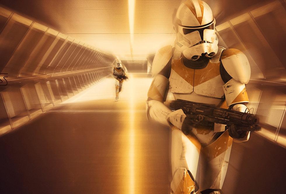 Trooper Dash