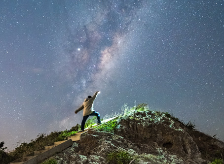 How to photograph the Milky Way - Wellington, New Zealand.