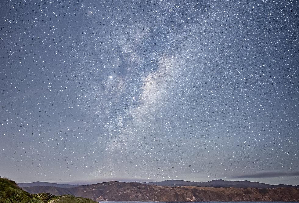 Breaker Bay Universe